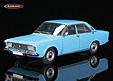 Ford P7A saloon 1967 light blue