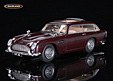 Aston Martin DB5 Shooting Brake 1964 Harold Radford maroon - Matrix Scale Models 1/43rd scale. Super detailed resincast model car with .....