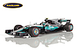 Mercedes-Benz W08 EQ Power+ F1 winner Russian GP 2017 Valtteri Bottas
