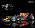 Red Bull RB13 TAG Heuer V6 F1 3° Chinese GP 2017 Max Verstappen