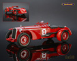 Alfa Romeo 8C 2300 Sieger Le Mans 1932 Sommer/Chinetti