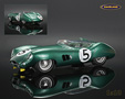 Aston Martin DBR1 D.Brown winner Le Mans 1959 Salvadori/Shelby