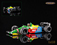Benetton B188 Cosworth V8 F1 3° Canadian GP 1988 Thierry Boutsen - Spark 1/18th scale. High quality super detailed resincast model car with .....