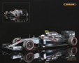 McLaren MP4-31 Honda V6 Turbo F1 2016 Jenson Button - Spark 1/18th scale. High quality resincast model car with photo etched .....