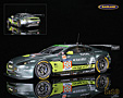 Aston Martin Vantage GTEAm AMR Le Mans 2016 Dalla Lana/Lamy/Lauda - Spark 1/18th scale. High quality resincast model car with photo etched .....