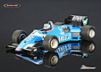 Ligier JS21 Cosworth Gitanes F1 GP USA West 1983 Jean-Pierre Jarier