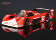 Toyota GT-One Toyota Motorsports Le Mans 1999 Boutsen/McNish/Kelleners