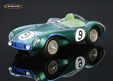 Aston Martin DB3S D.Brown Le Mans 1956 Walker/Salvadori