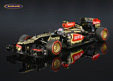 Lotus E21 Renault F1 Expo 2020 Dubai 2° GP USA 2013 Romain Grosjean - Spark 1/43rd scale. High quality resincast model car with photo etched .....