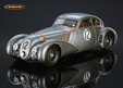 Bentley Corniche Rolls Royce 14° Le Mans 1950 Hay/Hunter