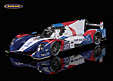 SMP BR01 Nissan SMP Racing LMP2 33° Le Mans 2015 Aleshin/Ladygin/Ladygin