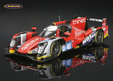 Oreca 05 Nissan Thiriet by TDS Racing LMP2 Le Mans 2015 Thiriet/Badey/Gommendy