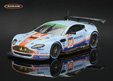 Aston Martin Vantage V8 AMR GTEAm Le Mans 2015 Dalla Lana/Lamy/Lauda - Spark 1/43rd scale. High quality resincast model car with photo etched .....