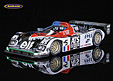 Courage C36 Porsche elf ATS La Filière 7° Le Mans 1996 Pescarolo/Collard/Lagorce
