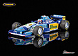 Benetton B195 Renault V10 F1 Mild Seven F1 World Champion 1995 Michael Schumacher
