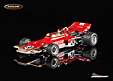 Lotus 72C Cosworth V8 F1 Gold Leaf Sieger GP USA 1970 Emerson Fittipaldi