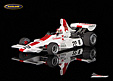 Hill GH1 Cosworth V8 Embassy Racing F1 Italian GP 1975 Rolf Stommelen