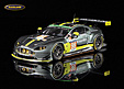 Aston Martin Vantage GTE AMR GTEAm 36° Le Mans 2017 Dalla Lana/Lamy/Lauda - Spark 1/43rd scale. High quality super detailed resincast model car with .....
