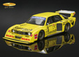 BMW 320 Turbo W�rth Rodenstock 3� Div.2 DRM N�rburgring 1979 Manfred Winkelhock - Raceland Gold Edition made by Spark 1:43. Sondermodell in limitierter Auflage .....