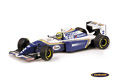 Williams-Renault FW16 F1 1994 Ayrton Senna - Minichamps 1/12th scale. High quality resincast model car in large XXL .....