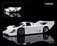 Porsche 956K Plain Body white 1982