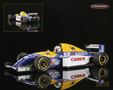 Williams-Renault FW15c F1 World Champion 1993 Alain Prost - Minichamps 1/18th scale. High quality diecast model car 1/18th scale. Limited .....
