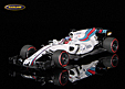 Williams FW40 Mercedes Martini Racing F1 Tests Bahrain 2017 Gary PaffettMinichamps Maßstab 1:43. Hervorragend detailliertes Modellauto aus Resin .....