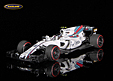 Williams FW40 Mercedes Martini Racing F1 3° GP Aserbaidschan 2017 Lance StrollMinichamps Maßstab 1:43. Hervorragend detailliertes Modellauto aus Resin .....