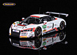 Audi R8 LMS Car Collection ADAC GT Masters 2016 Frankenhout/Haase