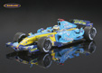 Renault R26 F1 World Champion 2006 Fernando Alonso - Minichamps 1/43rd scale. Highly detailed diecast model car 1/43rd scale. .....