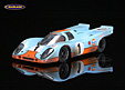 Porsche 917K Gulf John Wyer 2° 24H Daytona 1970 Siffert/Redman - dirty version