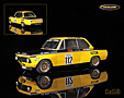 BMW 2002 GS Tuning winner Div. 2 DRM Diepholz 1972 Dieter Basche - Minichamps 1/18th scale. Limited edition of 500 pieces. High quality diecast .....
