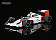 McLaren-Honda MP4-5 F1 1989 Ayrton Senna - Minichamps 1/43rd scale. High quality diecast model car 1/43rd scale. Limited .....