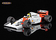 McLaren-Honda MP4-7 F1 1992 Ayrton Senna - Minichamps 1/43rd scale. High quality diecast model car 1/43rd scale. Limited .....