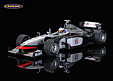 McLaren-Mercedes MP4/13 F1 World Champion 1998 Mika Hakkinen - Minichamps 1/43rd scale. High quality diecast model car 1/43rd scale. Limited .....