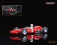 Ferrari 158 Scuderia Ferrari F1 winner Italian GP 1964 World Champion John Surtees - Look Smart 1/18th scale. High quality resincast model car with photo etched .....
