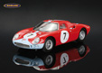 Ferrari 250 LM N.A.R.T. winner 12H Reims WSC of makes 1964 Hill/Bonnier