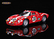 Ferrari 250 LM Scuderia Filipinetti Le Mans 1968 Müller/Williams - Look Smart 1/43rd scale. High quality resincast model car with photo etched .....
