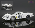 Ferrari 365 P2 N.A.R.T. Le Mans 1966 Bondurant/Gregory - Tecnomodels 1/18th scale. Limited edition of just 250 pieces. Super detailed .....