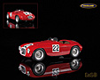 Ferrari 166 MM winner Le Mans 1949 Lord Selsdon/Chinetti
