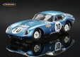 Shelby Daytona Coupe CSX2287 4° 12h Sebring 1964 winner GT Holbert/MacDonald - TrueScale 1/43rd. Highly detailed resincast model car 1/43rd scale made .....
