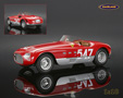Ferrari 340 Spider Vignale winner Mille Miglia 1953 Marzotto/Crosara - BBR 1/18th scale. Limited edition of 400 pieces, individually numbered. .....