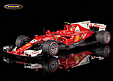 Ferrari SF70-H F1 Scuderia Ferrari 2° GP Monaco 2017 Kimi Räikkönen - BBR 1/43rd scale. Limited edition of 150 pieces, individually numbered. .....