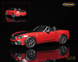 Abarth 124 Spider 2017 red