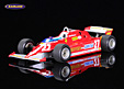 Ferrari 126 CK V6 Turbo F1 GP USA West 1981 Gilles Villeneuve - Tameo factory handbuilt model 1/43rd scale. Factory built model made in .....
