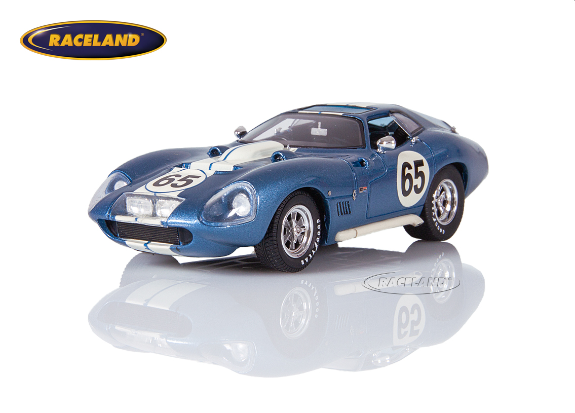 Shelby 427 Daytona Super Coupe Prototyp CSB3054 1965