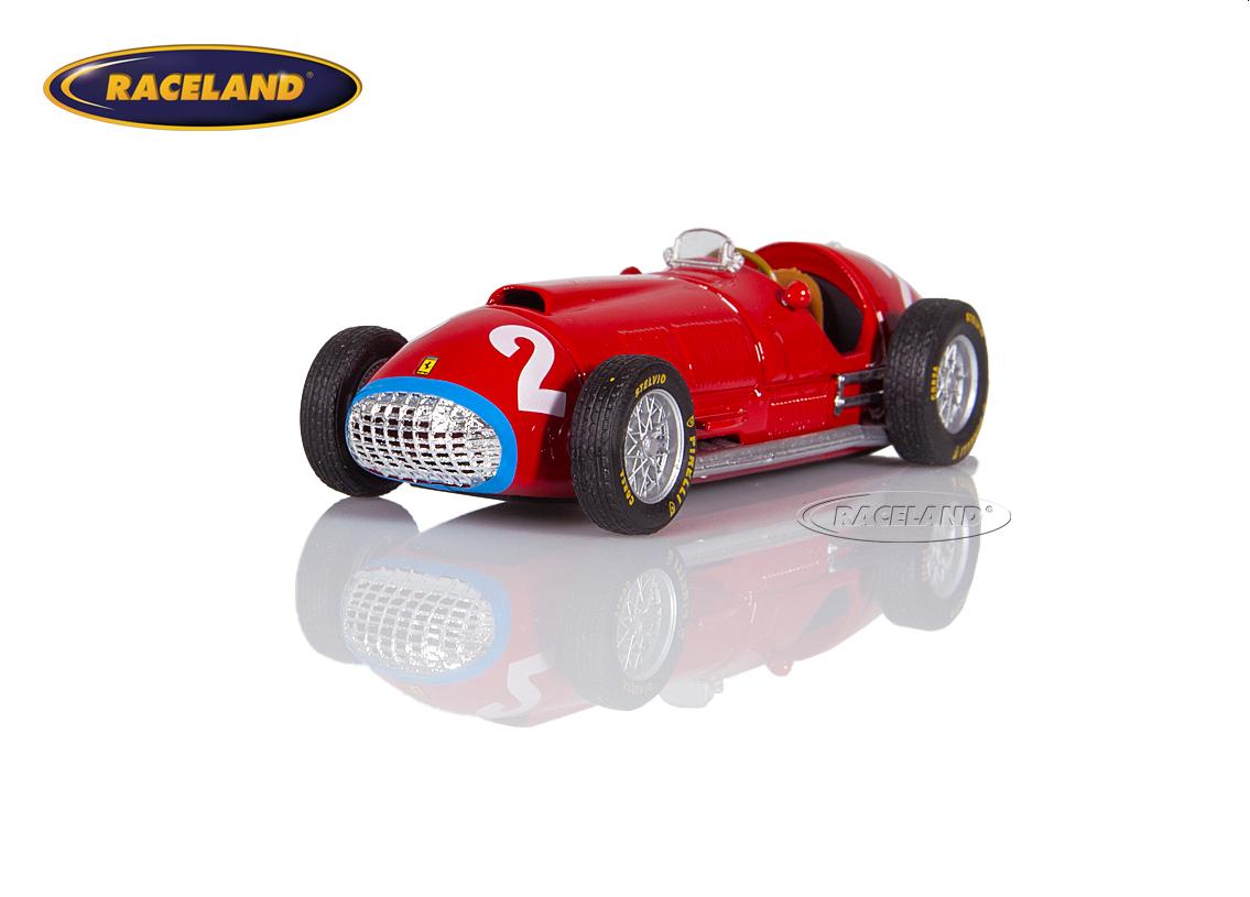 Ferrari 375 F1 V12 Scuderia Ferrari Sieger Gp Italien 1951 Alberto Ascari Schnäppchen