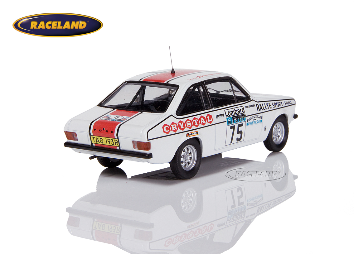 Ford Escort RS Mk2 RAC Rallye 1977 Jackson/Howard Bild 2