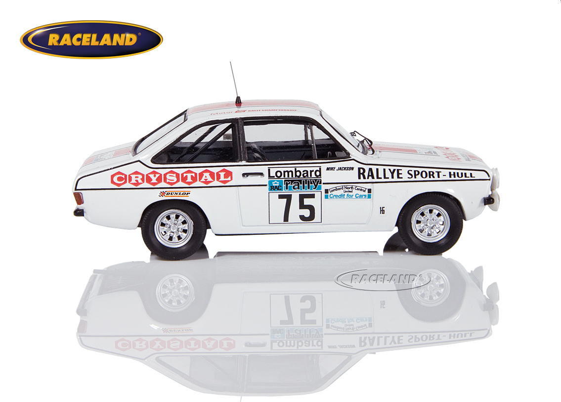 Ford Escort RS Mk2 RAC Rallye 1977 Jackson/Howard Bild 3
