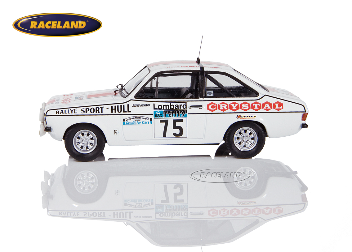 Ford Escort RS Mk2 RAC Rallye 1977 Jackson/Howard Bild 4